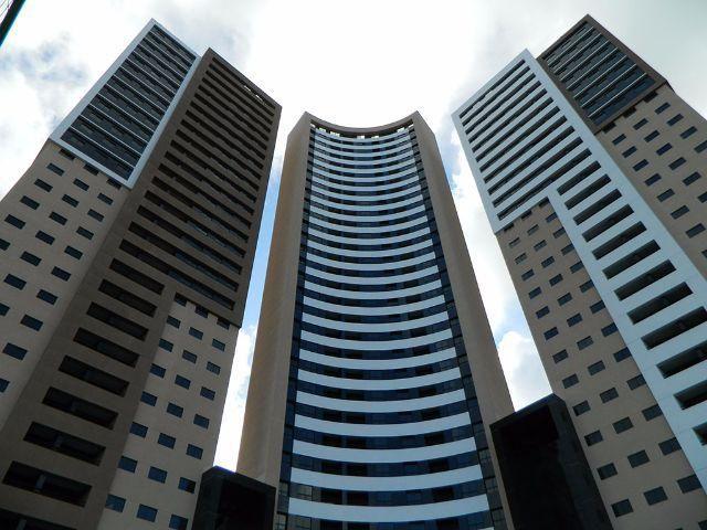 Excelente Apartamento para Alugar no residencial Porto Arena, Natal/RN