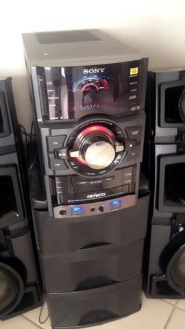 Vendo minisystem Sony