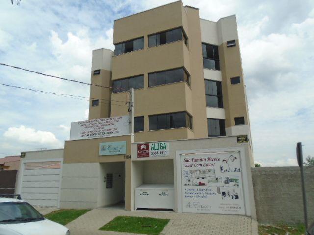 Apartamento 3 dormitórios sendo 1 Suíte no Jardim Cruzeiro em São José dos Pinhais