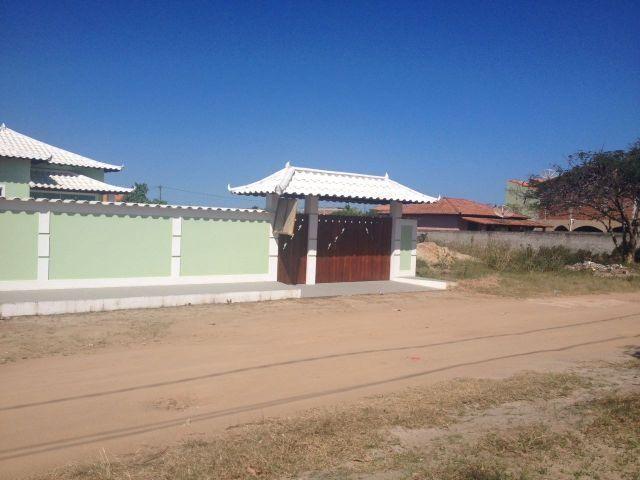 Casa de 3 qts + terreno de 12x30 em Jaconé - Saquarema/RJ - Ac Financiamento