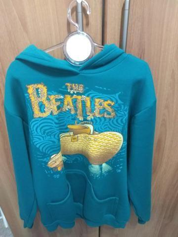 Moletom Beatles Nerd Universe