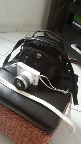 Vendo máquina fotográfica semi-proficional nikko J1