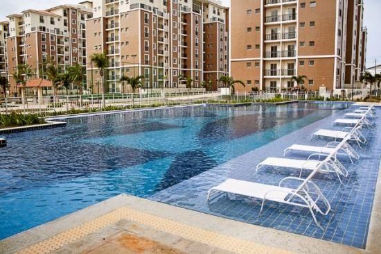 Apartamento condomínio Clube residencial Smile, Lagoa nova