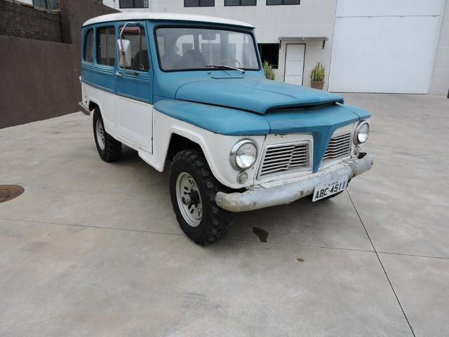 Ford Rural Willys 4x4
