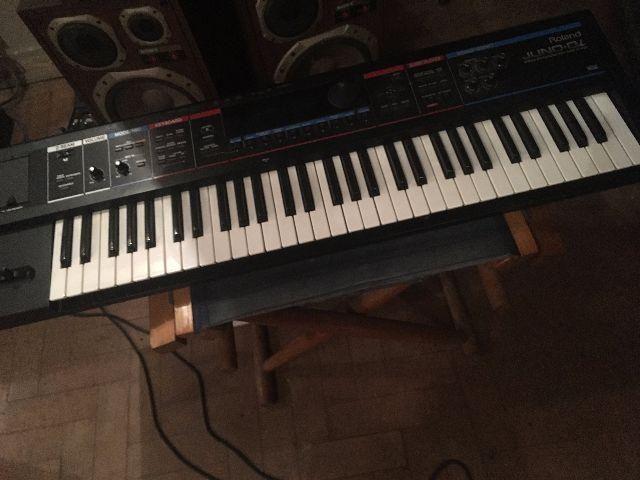Sintetizador Roland Juno DI - otimo estado menor preco
