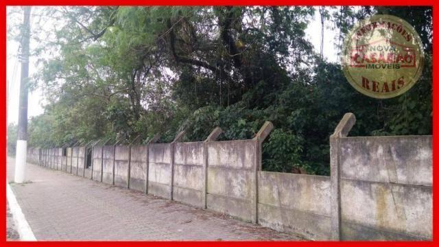 Terreno à venda, 1521 m² por R$ 3.850.305,80 - Mirim - Praia Grande/SP