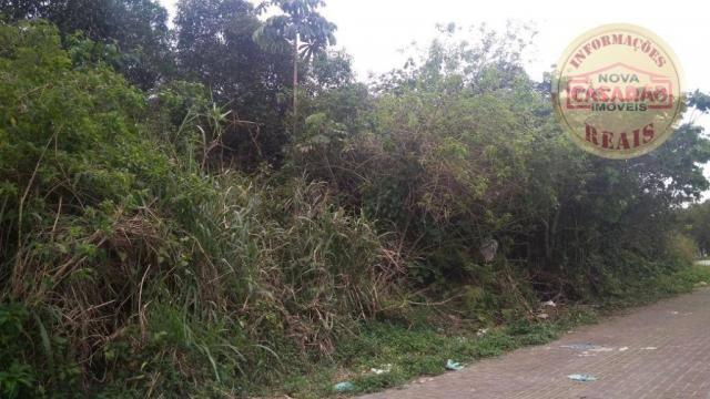 Terreno à venda, 1521 m² por R$ 3.850.305,80 - Mirim - Praia Grande/SP - Foto 3