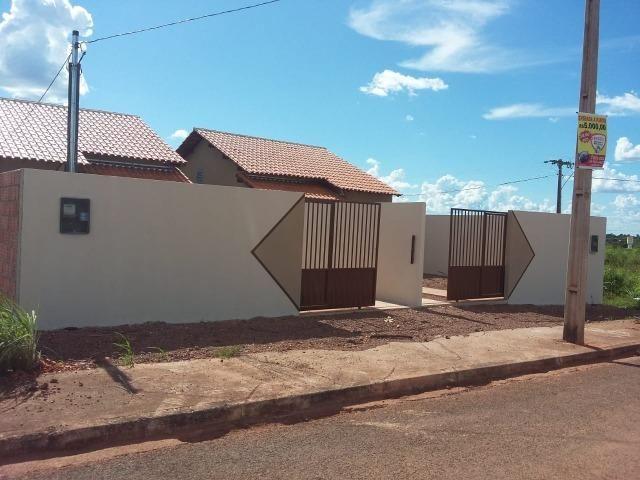 Casas no Bairro Novo mundo 130 mil entrega em 45 dias - Foto 4