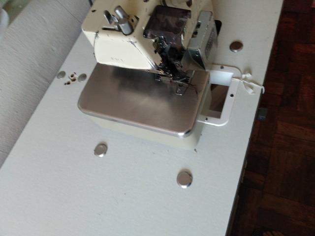 Máquina de costura interlock 900 - Foto 3