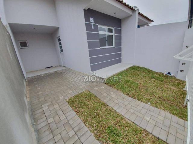Casa com 2 dormitórios à venda, 36 m² por r$ 155.000,00 - ganchinho - curitiba/pr - Foto 8
