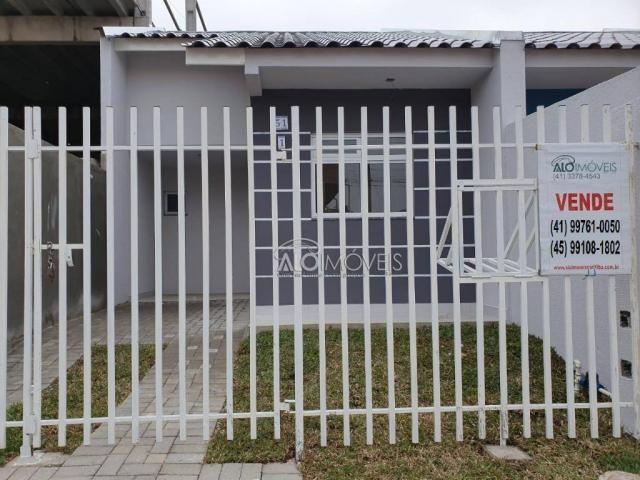 Casa com 2 dormitórios à venda, 36 m² por r$ 155.000,00 - ganchinho - curitiba/pr - Foto 4