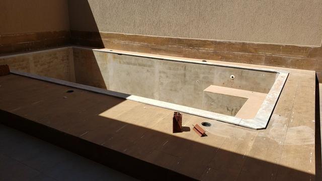 Casa nova 3quartos 3suites piscina churrasqueira rua5 Vicente Pires - Foto 10
