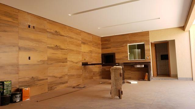 Casa nova 3quartos 3suites piscina churrasqueira rua5 Vicente Pires - Foto 6