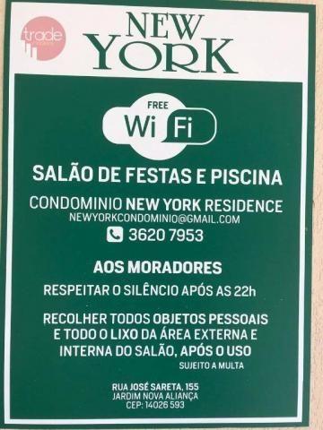Apartamento com 1 dormitório para alugar, 37 m² por r$ 1.100/mês - nova aliança - ribeirão - Foto 8