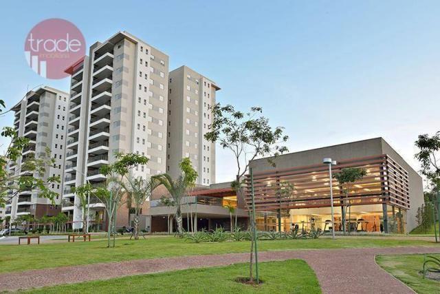 Apartamento com 3 dormitórios para alugar, 140 m² por r$ 3.200/mês - jardim saint gerard - - Foto 2