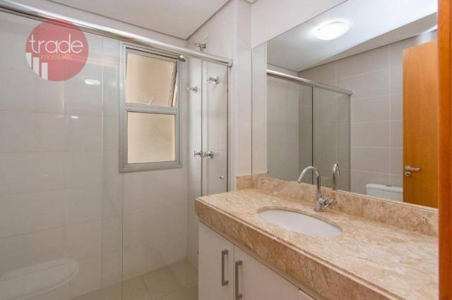 Apartamento com 3 dormitórios para alugar, 140 m² por r$ 3.200/mês - jardim saint gerard - - Foto 14