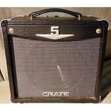Amplificador Crate V5 Valvulado