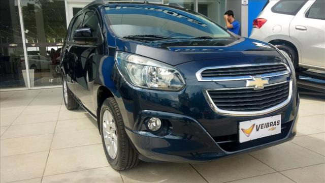 CHEVROLET SPIN 1.8 LTZ 8V FLEX 4P MANUAL - Foto 2
