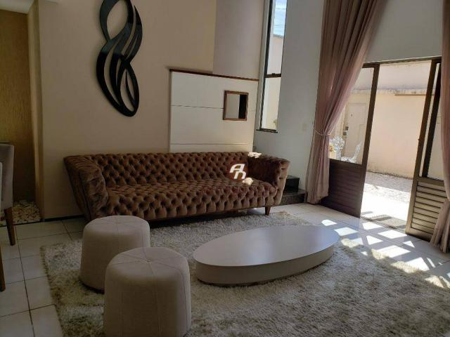 Belissima casa em alto padrão com toda a mobília e decoração inclusa no imóvel (porteira f - Foto 9