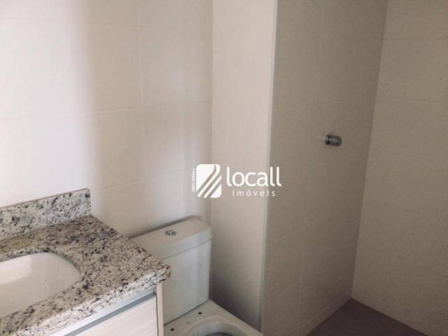 Apartamento para alugar por R$ 1.600/mês - Jardim Panorama - São José do Rio Preto/SP - Foto 13