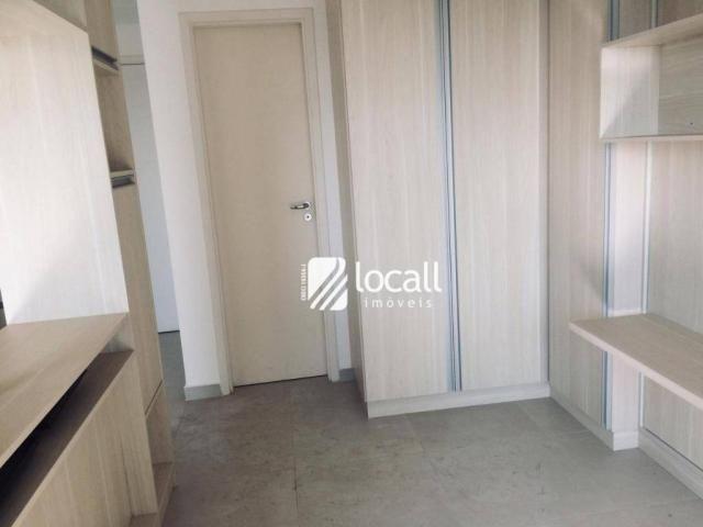 Apartamento para alugar por R$ 1.600/mês - Jardim Panorama - São José do Rio Preto/SP - Foto 3
