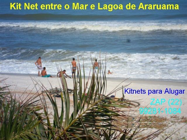 Verão, férias, sol e mar kitnets em arraial do cabo - rj