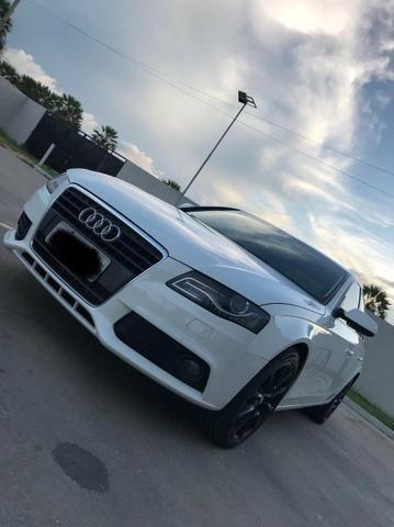 Audi A4 turbo. tsi