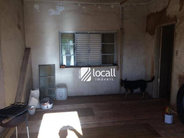 Apartamento com 1 dormitório para alugar, 68 m² por R$ 600/mês - Vila Maceno - São José do - Foto 2