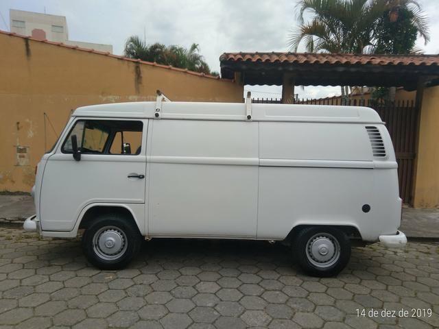 Kombi furgão 1.4 GNV flex 2012 - Foto 2