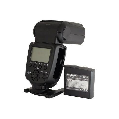 Flash Kit Yongnuo YN860LI para Câmeras Reflex - Foto 3