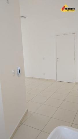 Apartamento para aluguel, 2 quartos, 1 vaga, planalto - divinópolis/mg - Foto 18