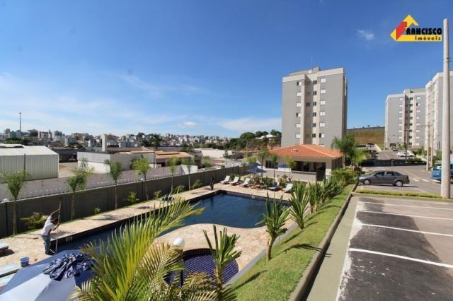 Apartamento para aluguel, 2 quartos, 1 vaga, planalto - divinópolis/mg - Foto 13