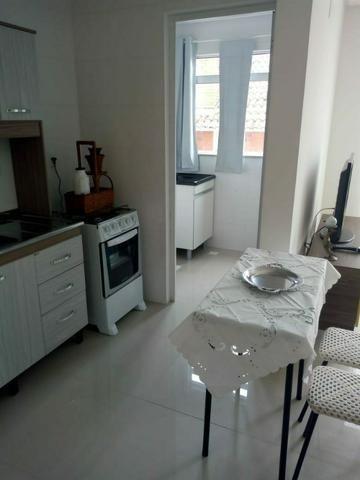 Apartamento 1 dormitório aluguel temporada em Tramandaí. wats - Foto 6