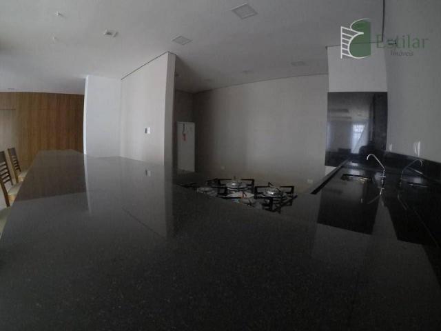 Apartamento 03 quartos (1 suíte) no centro, são josé dos pinhais - Foto 17