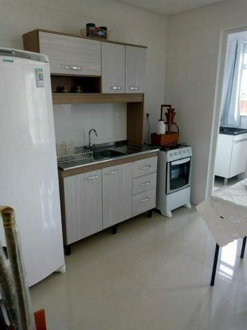 Apartamento 1 dormitório aluguel temporada em Tramandaí. wats - Foto 9