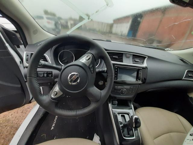 Sucata Nissan Sentra 2.0 2018/2019 140Cvs - Foto 4