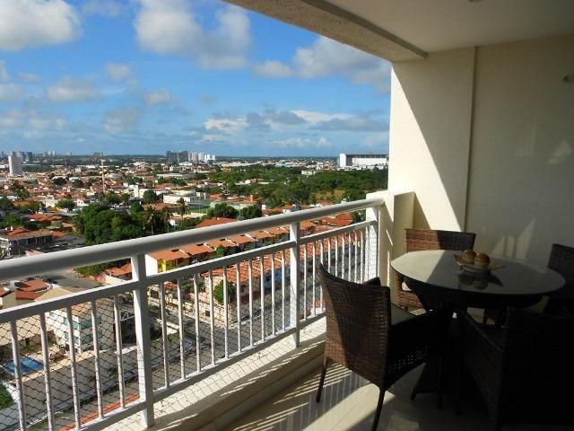 Apartamento no Allegro 14º andar, todo projetado, 3 quartos, 2 vagas - Foto 16