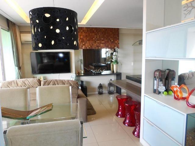 Apartamento no Allegro 14º andar, todo projetado, 3 quartos, 2 vagas - Foto 11