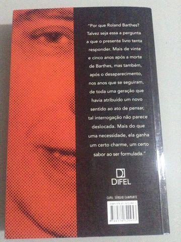 Roland Barthes - O ofício de escrever -Éric Marty - Foto 3