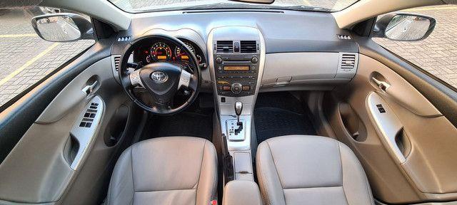 Corolla Xei 2012 2.0 Automatico * Gnv 5 Geração - Foto 4