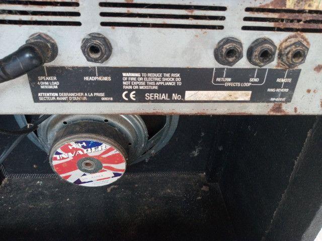 Inglês - Amplificador/Cubo de Guitarra - Foto 5