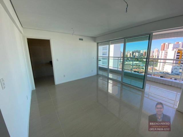 Apartamento com 3 dormitórios à venda, 110 m² por R$ 719.900,00 - Aldeota - Fortaleza/CE - Foto 20