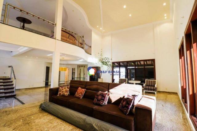 Sobrado com 4 dormitórios à venda, 638 m² por R$ 3.199.000,00 - Residencial Granville - Go - Foto 7