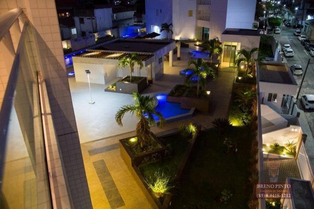 Apartamento com 3 dormitórios à venda, 110 m² por R$ 719.900,00 - Aldeota - Fortaleza/CE - Foto 12
