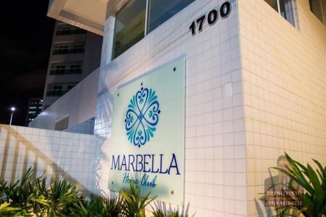 Apartamento com 3 dormitórios à venda, 110 m² por R$ 719.900,00 - Aldeota - Fortaleza/CE - Foto 4