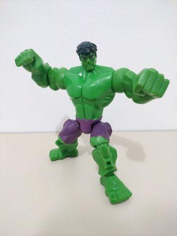 Boneco Hulk Super Hero Mashers - Foto 2