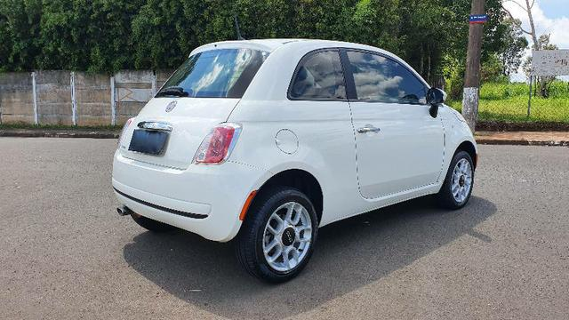 Fiat 500 Cult 1.4 Flex 2013 Manual (Impecável) - Foto 7