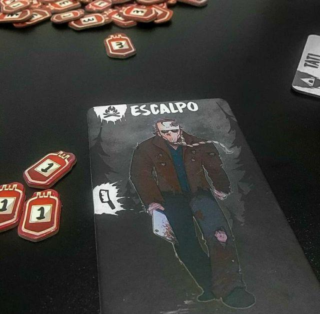 Jogo de tabuleiro - Foto 2