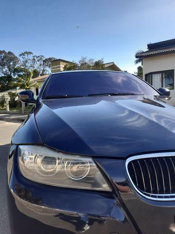 BMW 325i interior caramelo - Foto 11