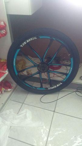 Vendo bikes e peças - Foto 6